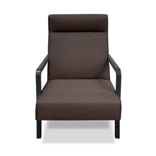 Swaff Armchair (Dark Brown)