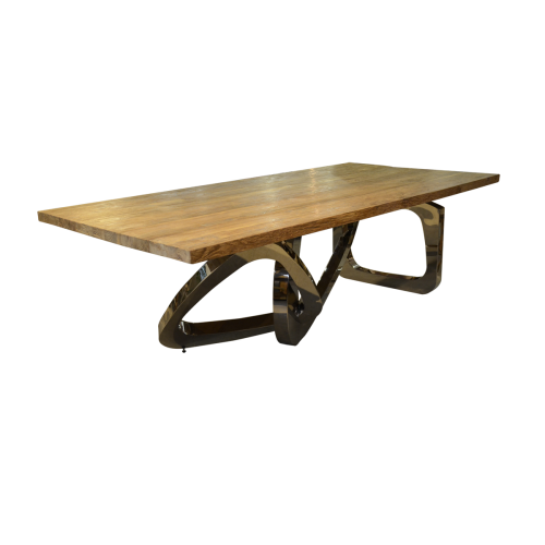 Dining Table - Chain S/S