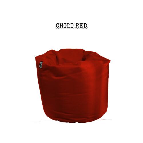 Tootsie BeanBag Chili Red by doob
