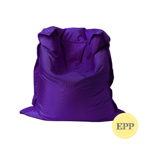 Versa bean bag by SG Beans (Purple, EPP beans filling)