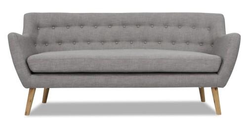 Kipling 3 Seater Sofa (Grey)