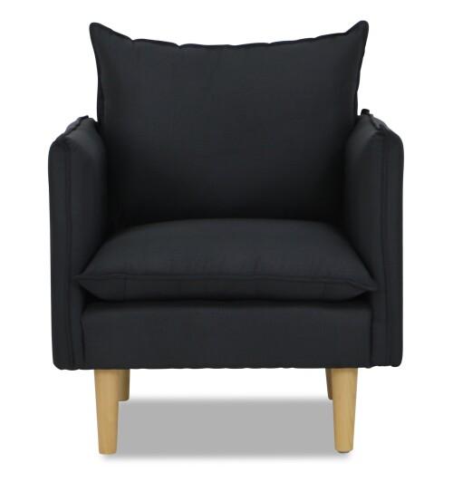 Stazy Armchair (Black)