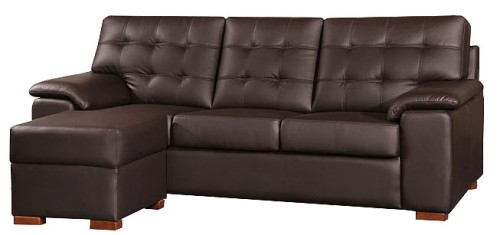 Sothy 3 Seater Sofa with Stool