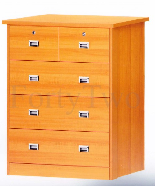 Chest of Drawers DR58  Cherry