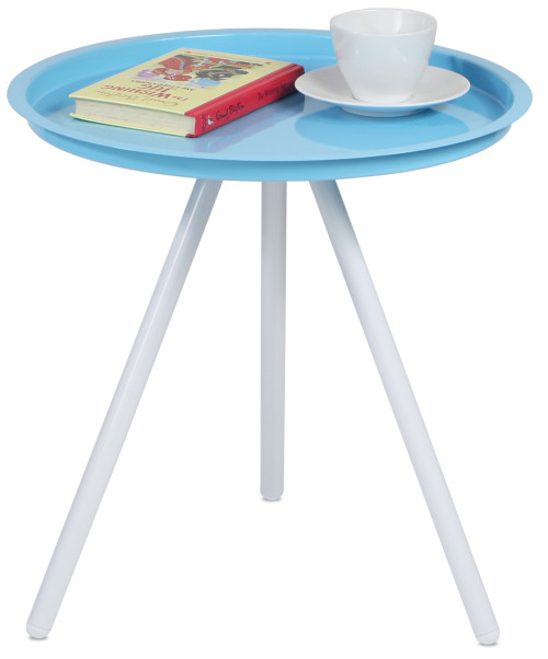 Salamone Table Blue