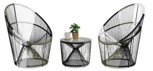 Fez Hourglass 2 Seater Set