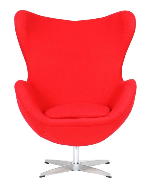 Egg Replica Chair (Red)