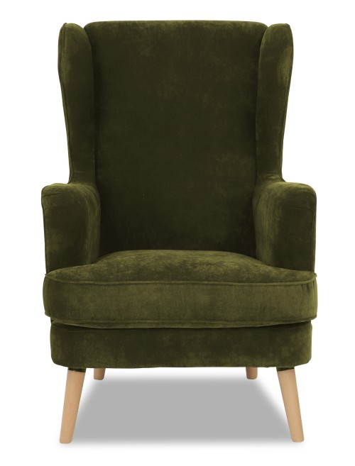 Cavali Arm Chair (Green)