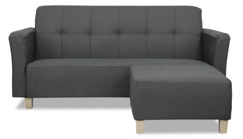 Halvar L-Shaped Sofa