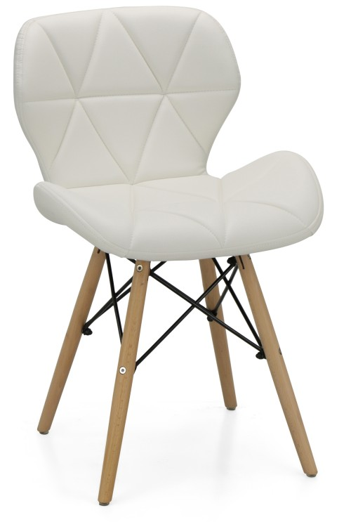 Hideki Replica Designer Chair (White)