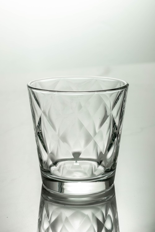 Kaleido Water Glass 240ml, Set of 3