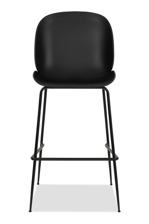 Beetle Bar Chair Replica (Black)