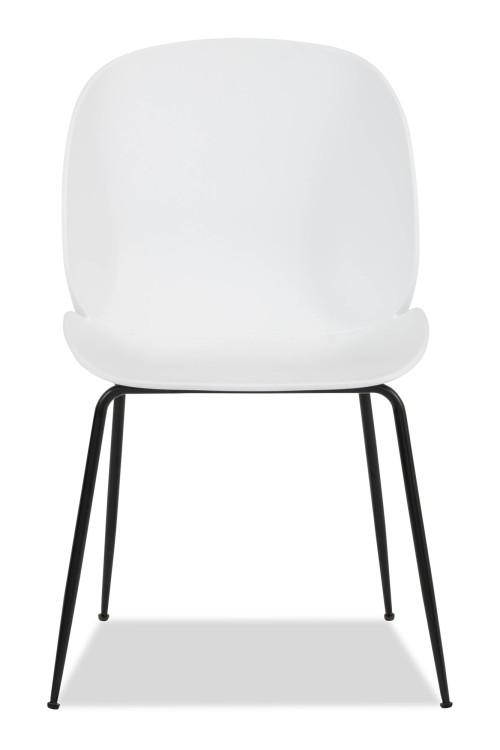 Beetle Chair Replica (White)