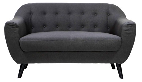 Kraesten Replica Sofa (Charcoal)