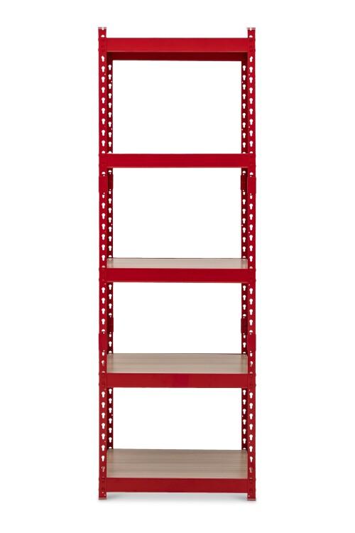 Bardrick Small Open Shelves (Red)