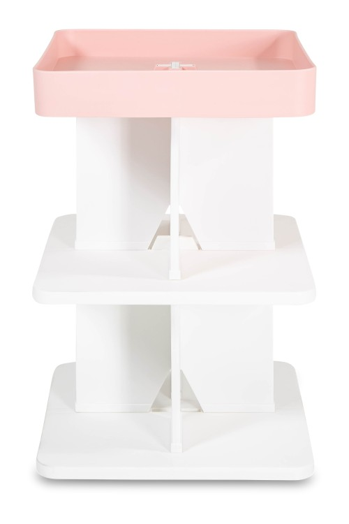Pinnel Side Table in Pink