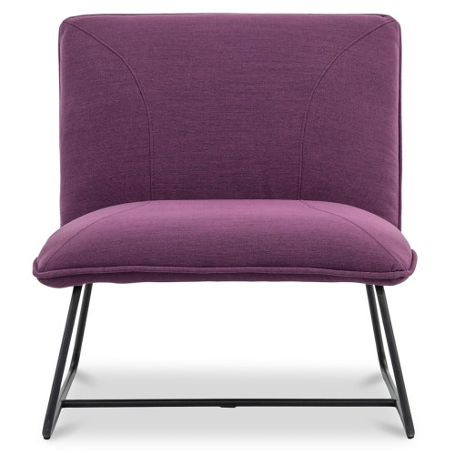 Antika Designer Chair (Purple)