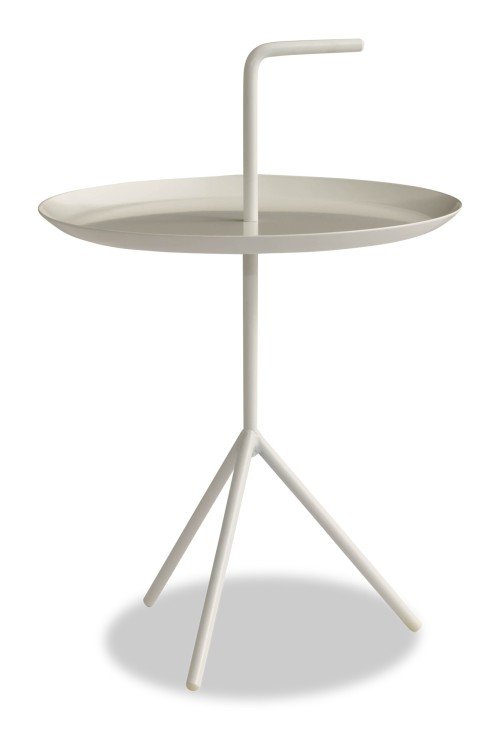 Theo Side Table Small (White)