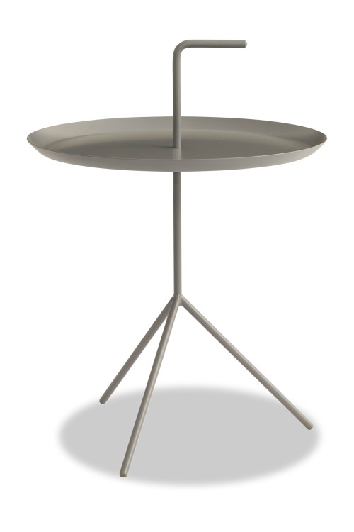 Theo Side Table (Grey)