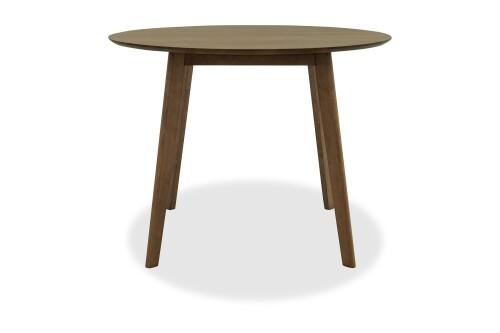 Moon Dining Table Walnut