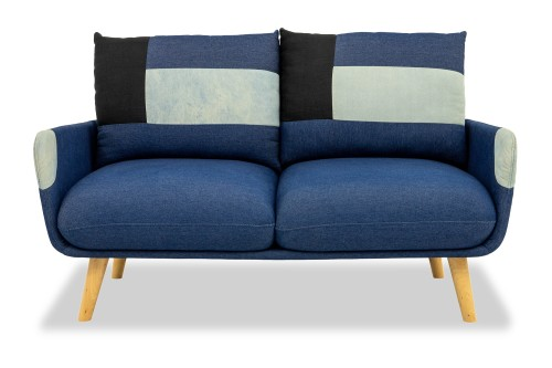 Periwinkle 2 Seater Sofa