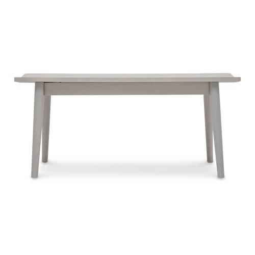 Asva Small Bench in Grey