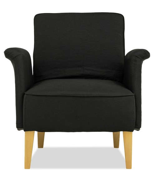 Marzena Arm Chair (Black)