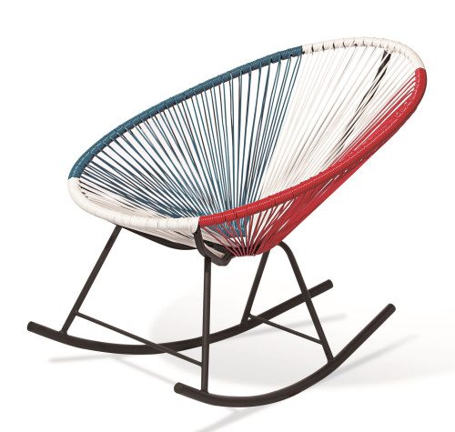 Andre Pierre Patio Rocking Chair
