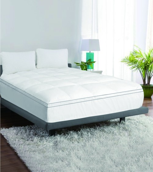 Fynelinen Exquisite Hotel Collection - Mattress Topper (Fitted Style)