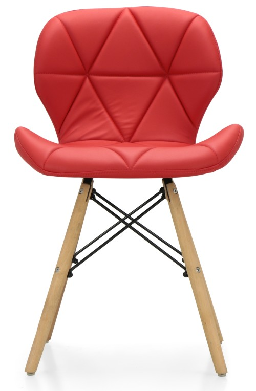 Hideki Replica Designer Chair (Red)