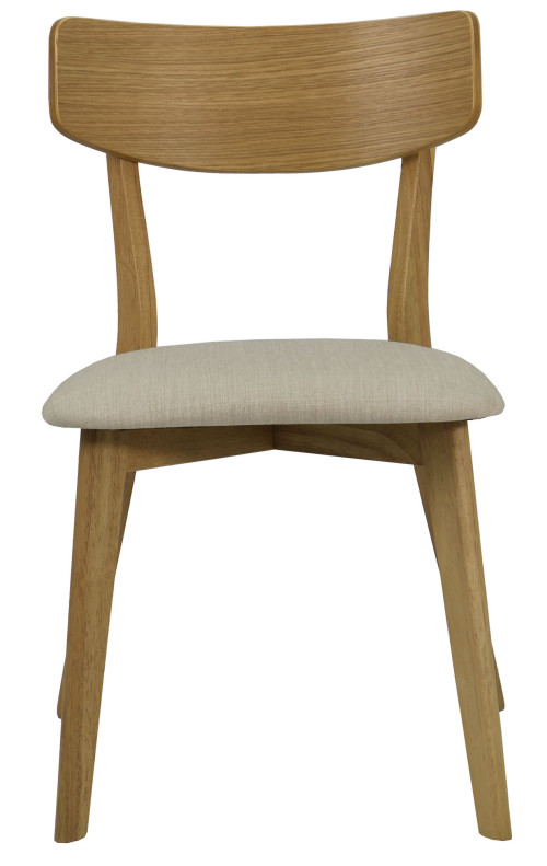 Deluxe Dining Chair (Oak)