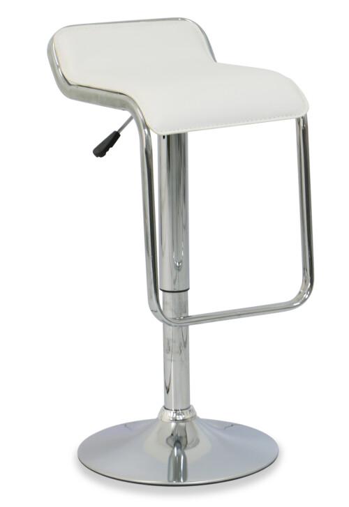Piccolo Bar Stool (White)