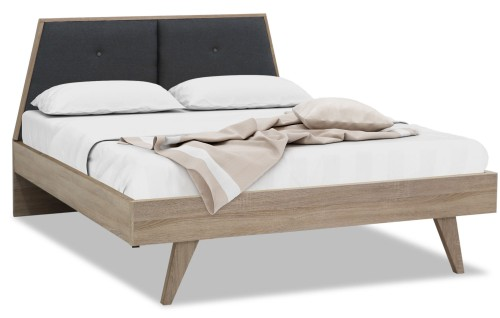 Mikala King Size Bed