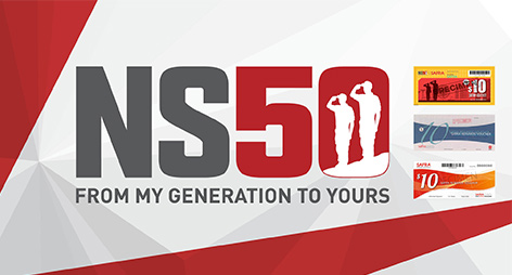 NS50 Vouchers Accepted Here!