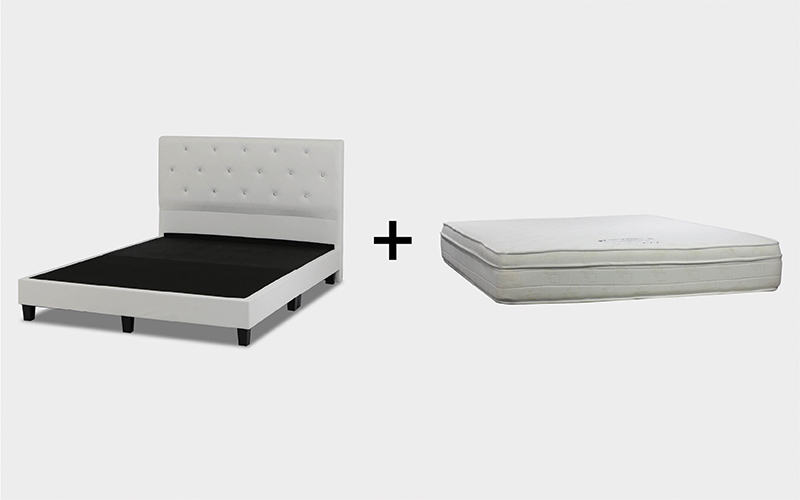 Bed Frame + Mattress Promotion Packages