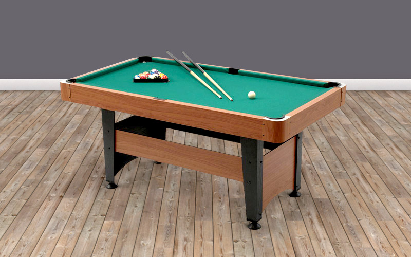 Pool & Foosball Tables