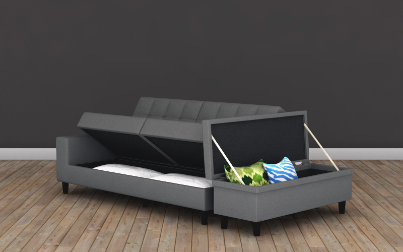 Storage Sofa Beds