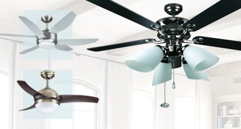 Highlights of the week: Ceiling Fans